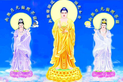 药师佛心咒、圣诞介绍,泰国佛牌药师佛功效有哪些?