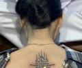 阿赞宁刺符——马哈萨里符咒